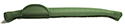 57 Green Padded Dash, Reproduction