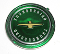 Green Spinner Medallion