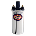 56-72 Chrome Pertronix Flame Thrower III 45,000 Volt Coil