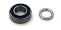 Axle Bearing, includes 1180 retainer