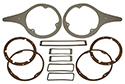57 Exterior Light Gasket Set