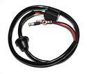 55/56 Headlight Wire, (each)