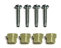 56-57 Horn Ring Screw And Grommet Attaching Kit