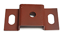 Hood Dowel Support Bracket, RH, 55-57 Thunderbird