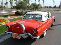 57 Thunderbird Continental Kit