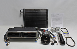55/57 Thunderbird Air Conditioning kit  R134