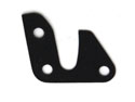 55-57 Door Lock Striker Plate Shim