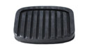 55/60  Brake Pedal Pad, Brake  & Clutch, Exact Reproduction
