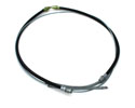55-56 Rear Parking Brake Cable