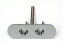 55 Rear Deck Receptacle With Studs, (Left)