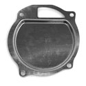55-57 Water Pump Baffle