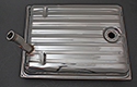 55 Thunderbird Fuel Tank, Stainless Steel
