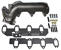 59-65 Lincoln Exhaust Manifold (Right), 430/462