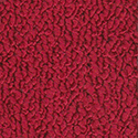 61-63 Red Raylon Carpet