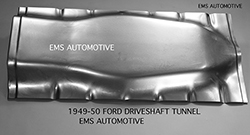 49/50 Ford pass car Driveshaft  Tunnel