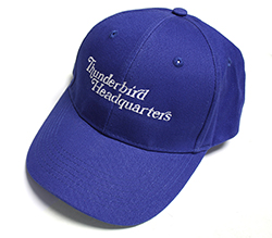 Thunderbird Headquarters Blue Hat