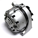 61/64 Rebuilt Alternator with single pulley, 42 amp, R&R ONLY
