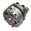 65-72 Rebuilt Alternator with Single pulley, 55 amp,R&R ONLY