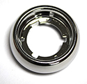 58/60 Thunderbird Oil or Generator Light Outer Bezel