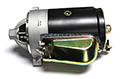 Powermaster Starter,Stock Replacement .1968-up 351M/400/429/460 engines