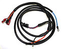 65-66 Convertible Top Relay Feed Harness