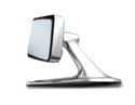 64 Thunderbird LH Standard Remote Mirror, rectangular