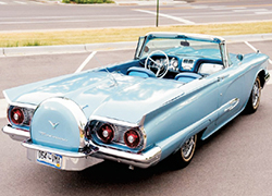 58/60 Thunderbird Continental Kit