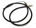 61-66 Front Parking Brake Cable