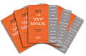 71 Shop Manuals, 5 Volume Set