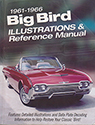 61/66 Thunderbird  Illustration and reference manual