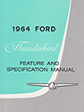 64 Thunderbird Feature and Specification Manual