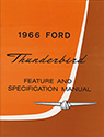 66 Thunderbird Feature and Specification Manual