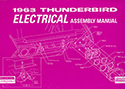 63 Thunderbird  Electrical Assembly Manual
