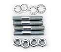 Edelbrock Carb Stud Kit, 5/16 x 1 3/4""