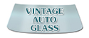 52-54 Ford Car Vent Window Glass, Green Tinted, 52-54 Convertible, Victoria Hardtop, Crestline or Fairlane