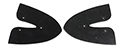 61-64 Lincoln Tail Light Mounting Pad, Pair