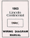 63 Lincoln Wiring Diagrams