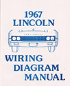 67 Lincoln Wiring Diagrams